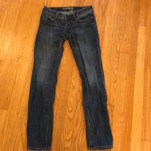 Express Jeans Size 0r